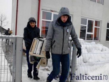 Falticeni-colectare deseuri electrice 1