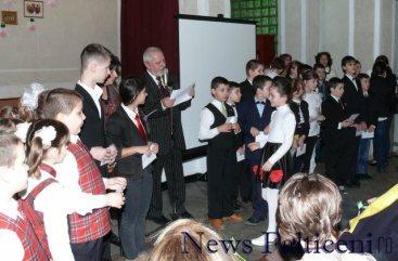 Falticeni-Zilele Scolii Nr 2 c premiere elevi