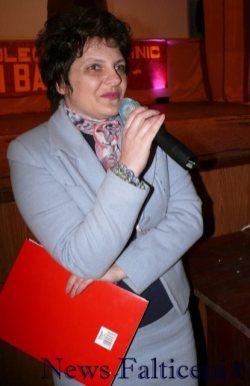 Falticeni-director Claudia Suseanu