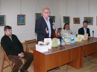 Falticeni-Dialogul Artelor - AL. Radulescu