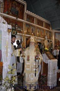 Falticeni-Oficierea Liturghiei 1