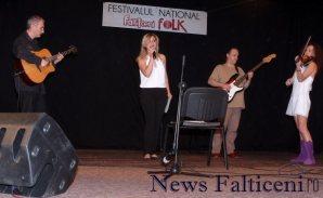 Falticeni-Grupul Carmina premiul pt interpretare