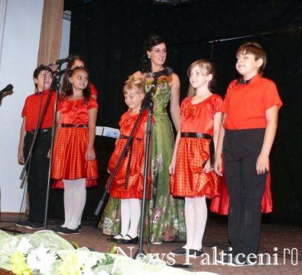 Falticeni-Corul de copii al Operei din Iasi