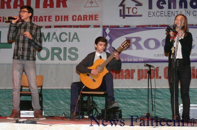 Falticeni-Grupul CLASIC premiul II interpretare