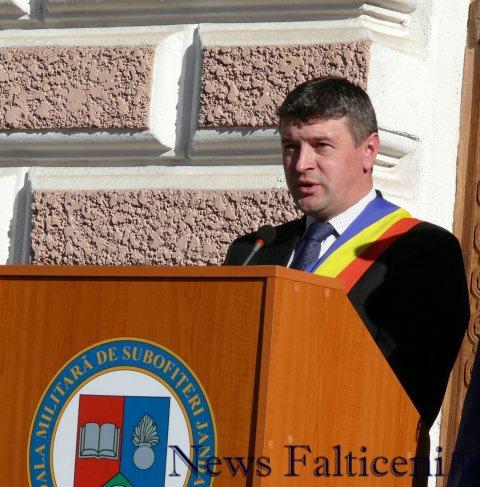 Falticeni-primarul coman