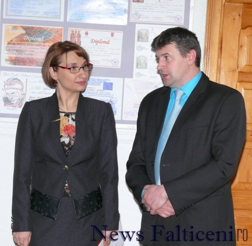 Falticeni-Daniela Ilincai Catalin Coman