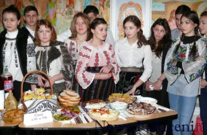 Falticeni-Unirea Expo culinara 8