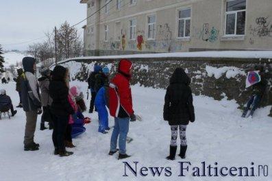 Falticeni-Olimpiada Alba tras la tinta cu bulgari