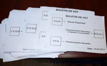 Falticeni-Buletin de vot