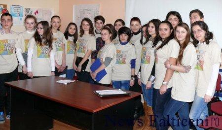 Falticeni-Echipa de proiect