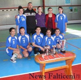 Falticeni-Scoala Milcoiu Vilcea locul trei 1