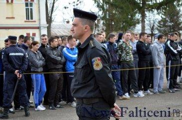 Falticeni-carabinieri Moldova 2