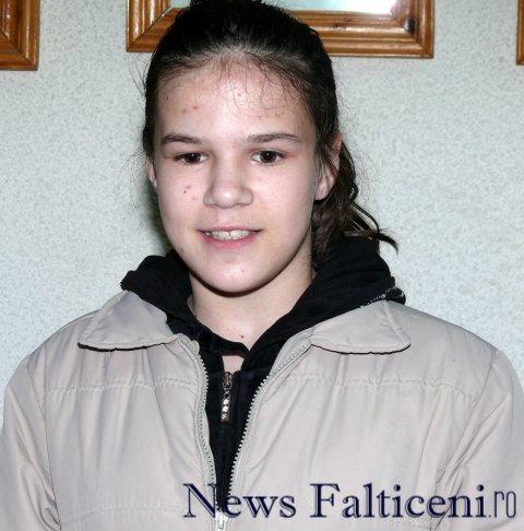 Falticeni-olimpica Florina Solcanu