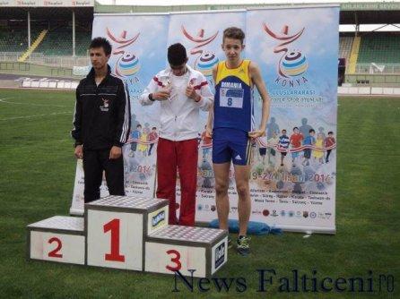 Falticeni-Ailincai record national