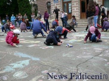 Falticeni-desene pe asfalt 8