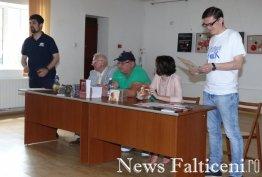 Falticeni-Falticeni Folk deschiderea festivalului