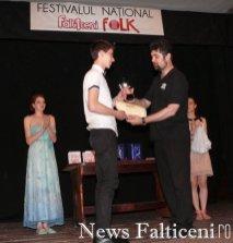 Falticeni-Marele premiu Cisorean