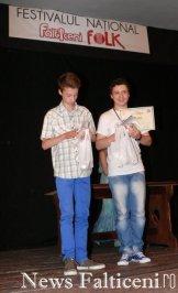 Falticeni-premiu Ovidiu Mihailescu