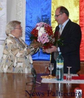 Falticeni-Draga Olteanu Matei si viceprimarul Ghoerghe Aldea