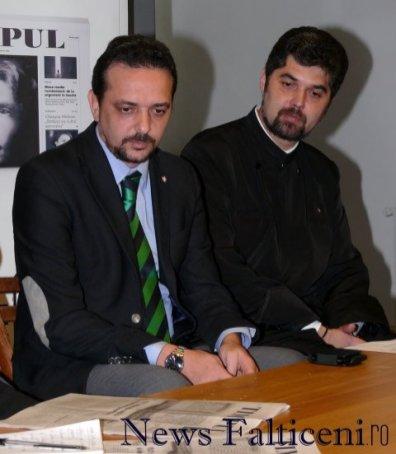 Falticeni-Danile Sandru si Liviu Mihaila