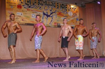 Falticeni-Men s Physiquesistem Open 1