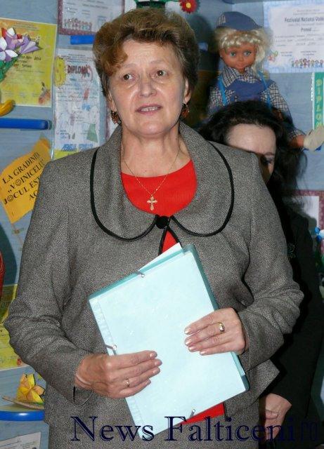 Falticeni-prof Tatiana Paduret