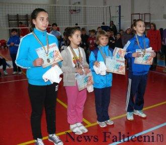 Falticeni-castigatoare fete U 13
