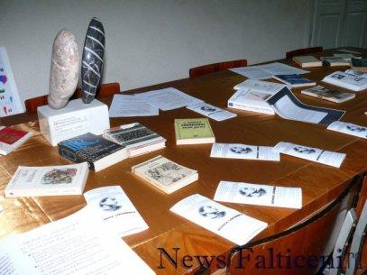 Falticeni-expo carti Lovinescu 1