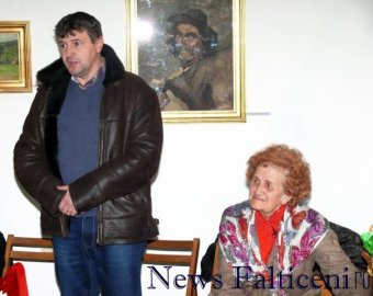 Falticeni-Primarul Catalin Coman si Mioara Gafencu