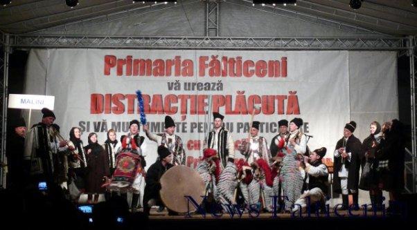 Falticeni -caprele de la Malini