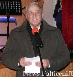 Falticeni -inspector Ghiorghi Cornea