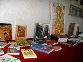 Falticeni-Ravna Duhovniceasca Expo carti religioase