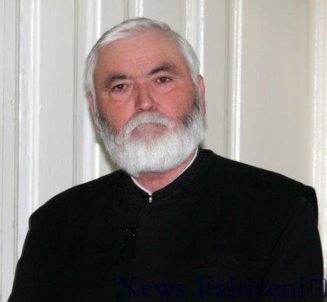 Falticeni-protopop Constantin Patrolea
