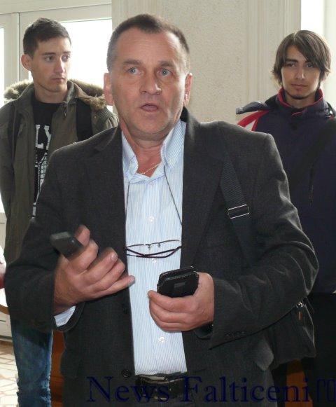 Falticeni-prof Dan Cojocaru