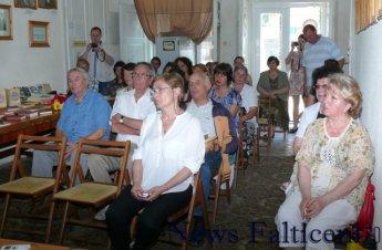 Falticeni -Lansare Lenuta Rusu