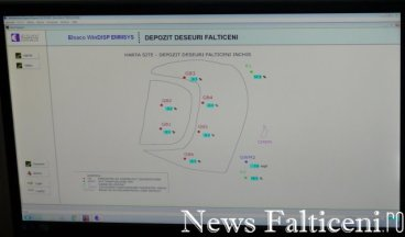 Falticeni-sistem electronic de monitorizare 1
