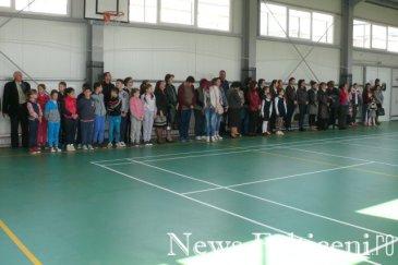 Falticeni -inaugurare sala sport 4