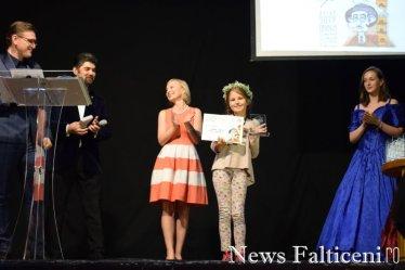 News Falticeni -Monolog 12 ani Marele Premiu Ilinca Tapalaga