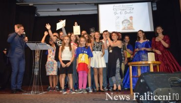 News Falticeni -Premiul I Trupa Difainii Iasi
