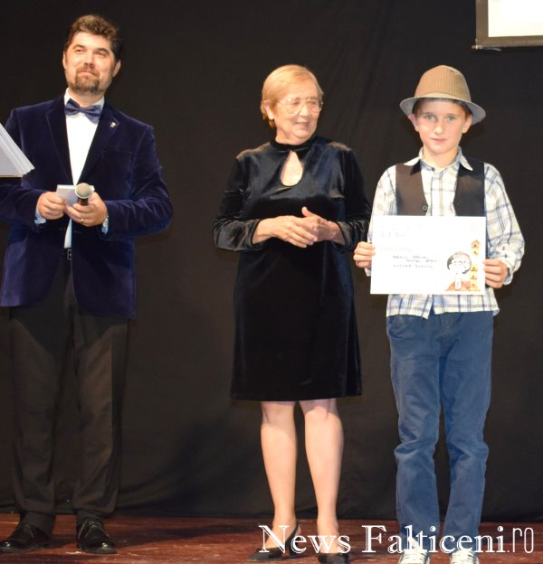 News Falticeni -Premiul pentru debut Nicolae Busuioc 1