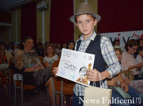 News Falticeni -Premiul pentru debut Nicolae Busuioc 3