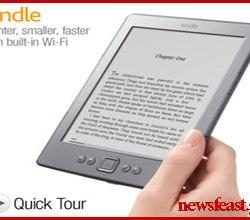 Διαγωνισμός για να Κερδίσεις Δώρο το Νέο Kindle της Amazon για να διαβάζεις παντού τα αγαπημένα σου βιβλία