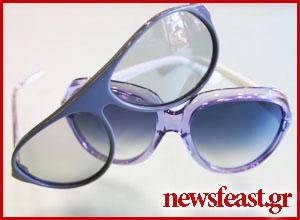 6d06e08df5 Διαγωνισμός για να Κερδίσεις 2 ζευγάρια γυαλιά ηλίου Linda Farrow και  Oliver Goldsmith
