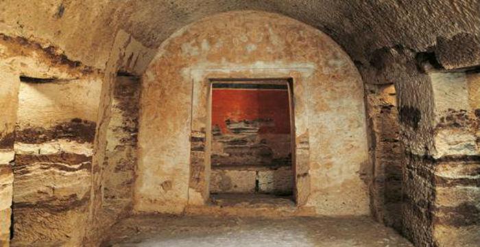 Αρχαία Ελλάδα: Ο τάφος που κατεβαίνει στον Άδη !