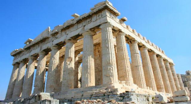 Αρχαία Ελλάδα: Οι αθέατες λεπτομέρειες του Παρθενώνα [Pics]