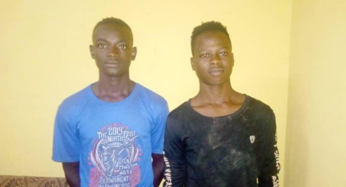 2 Arrested For Stealing At Mbanaayili Primary School