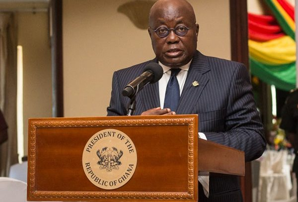 Full text: President Akufo-Addo's 16th Covid-19 update