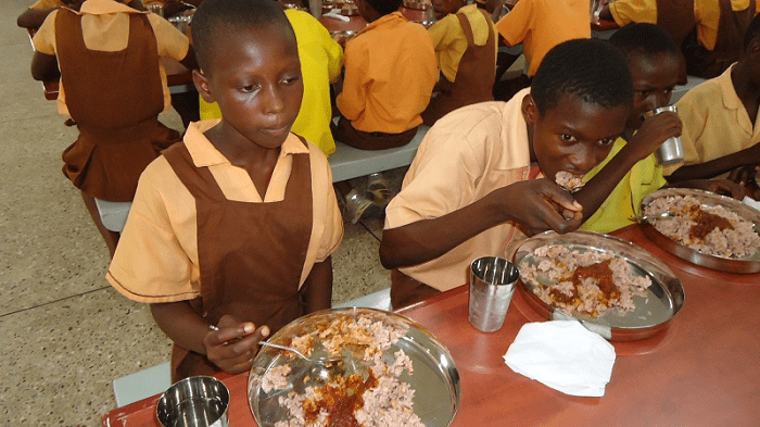 Covid-19: JHS final year students, teachers to enjoy hot meal daily