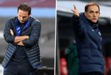 Photo of Breaking News: Frank Lampard sacked by Chelsea after being in charge for 18 months