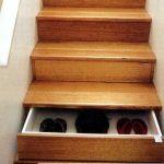 Σκάλα με συρτάρια – Τρομερή ιδέα